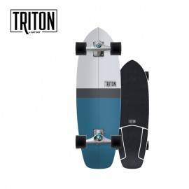 "CARVER SKATEBOARD TRITON BLUE HORIZON 31"" CX"