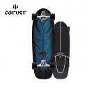 """CARVER SKATEBOARD KNOX QUILL 31,25"""""""