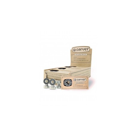 Roulements Carver bearing abec 7