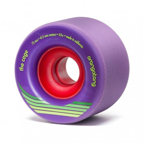ORANGATANG ROUES THE CAGE 73MM 83A