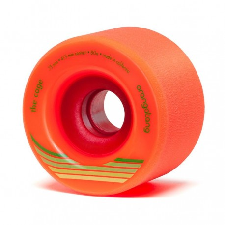 ORANGATANG ROUES THE CAGE 73MM 80A ORANGE