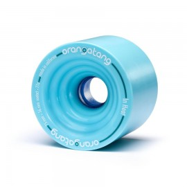 ORANGATANG ROUES IN HEAT 75MM 77A BLUE
