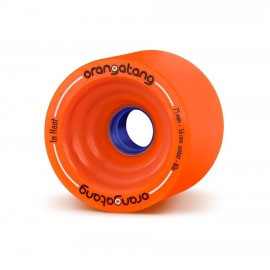 ORANGATANG ROUES IN HEAT 75MM 80A ORANGE