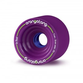 ORANGATANG ROUES IN HEAT 75MM 83A PURPLE