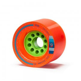 ORANGATANG ROUES KEGEL 80MM 80A ORANGE