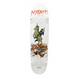 "MADRID ROBOMERC 36"" DECK"