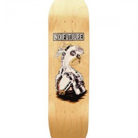"MADRID NO FUTURE VAN DEATH 33"" DECK"