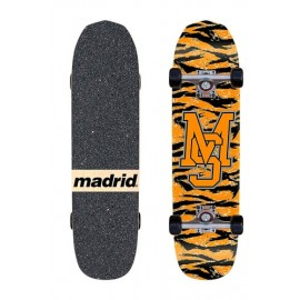 "MADRID MONOGRAM 33"" DECK"